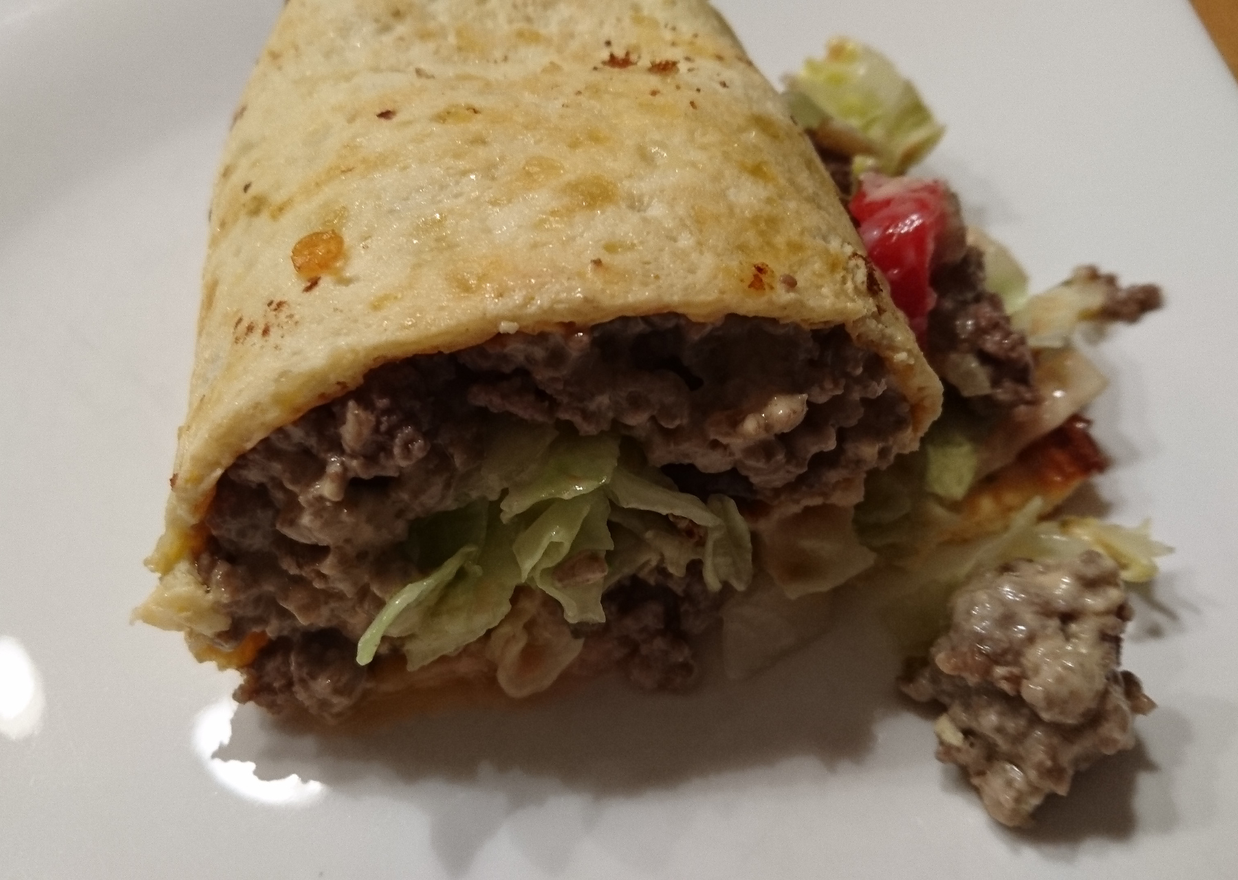 Big Mac-Rolle ohne Reue