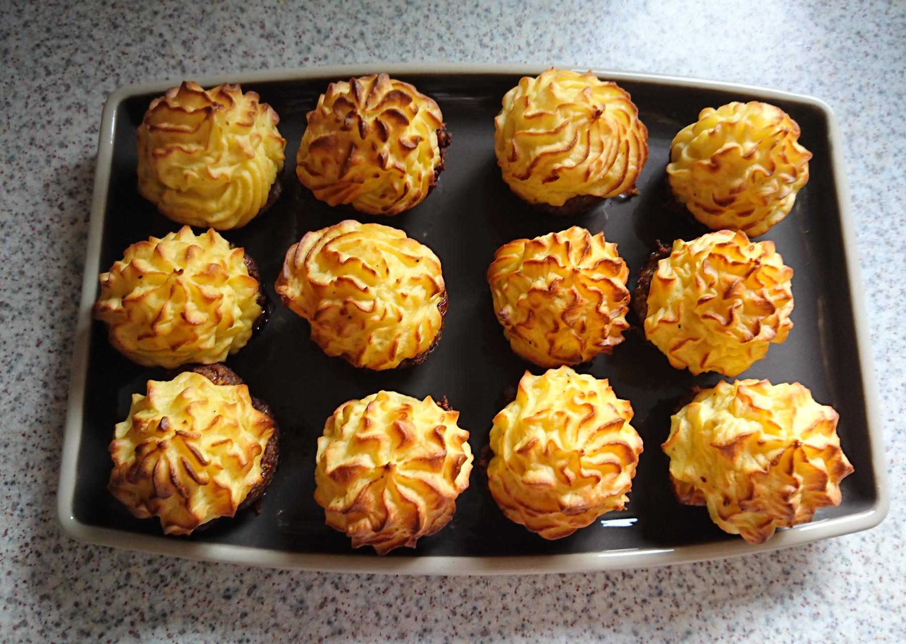 Shepherd's Muffins