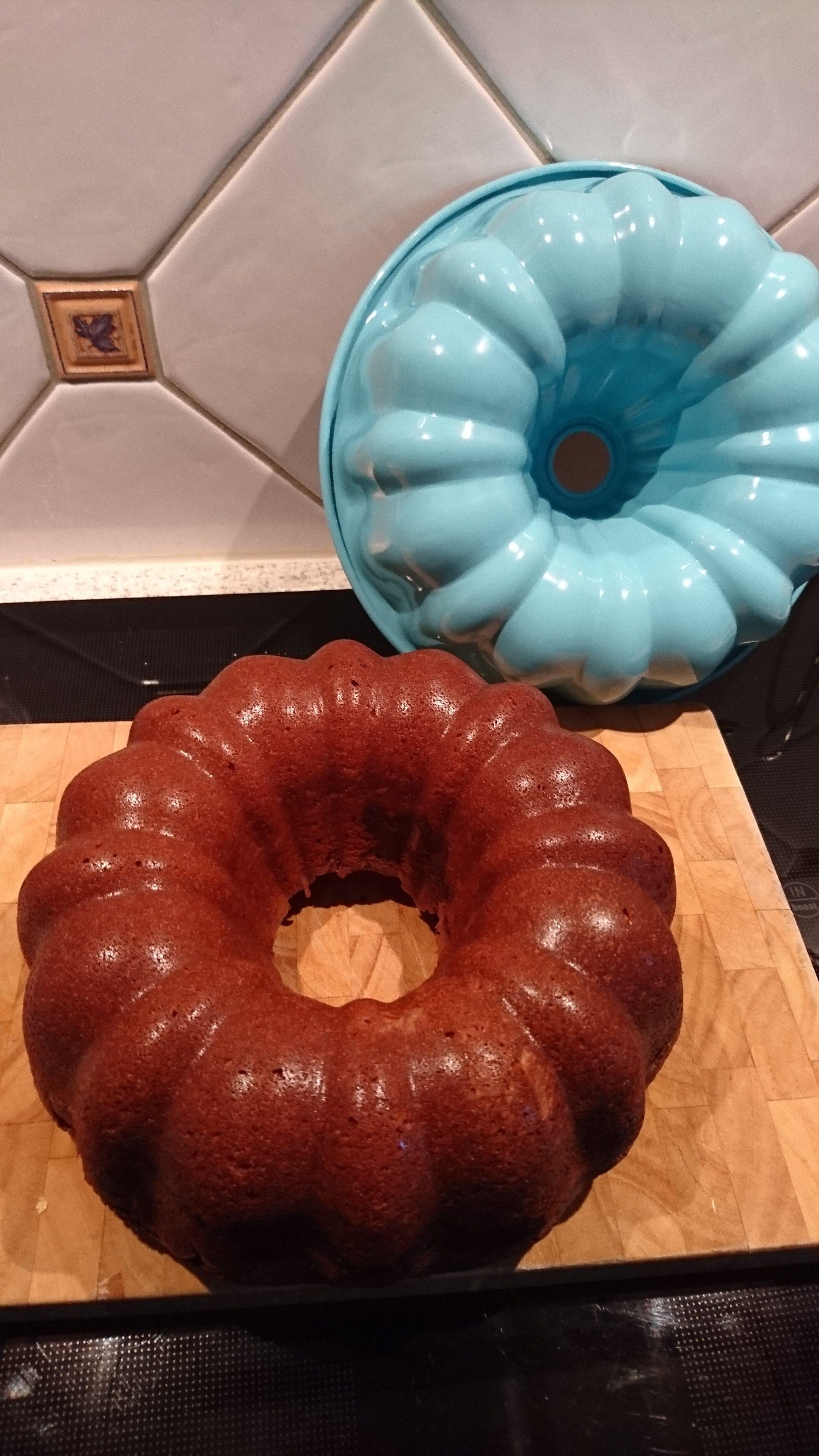 Eierlikör-Marmorkuchen