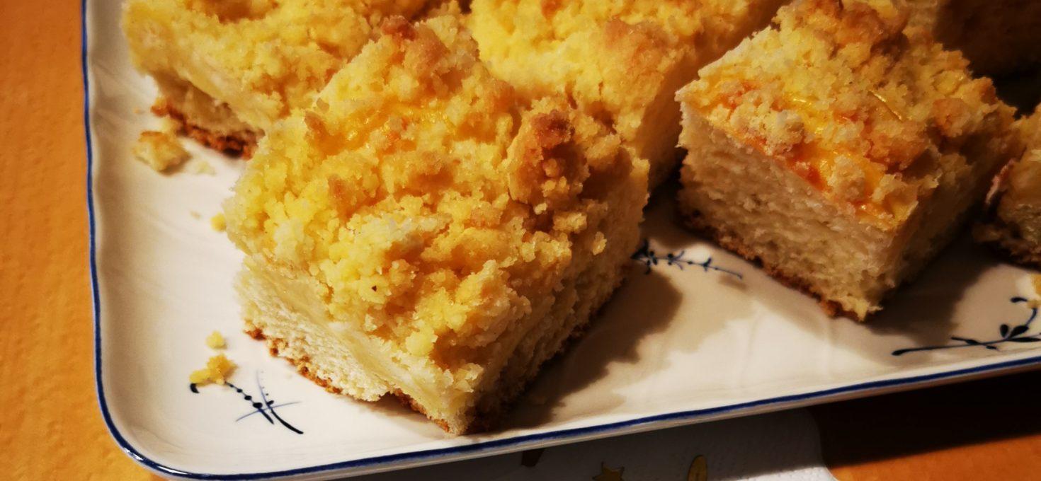 Pudding Butterkuchen